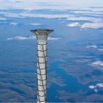 Canada bắc thang máy không gian vào vũ trụ