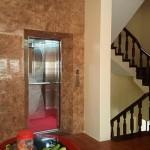 Lựa chọn nội thất thang máy phù hợp với không gian gia đình