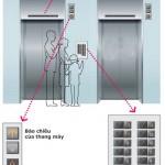Hướng dẫn sử dụng thang máy
