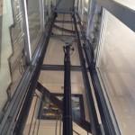 Những loại giếng thang máy thường được xây dựng