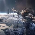 Tham vọng xây dựng thang máy vũ trụ năm 2035