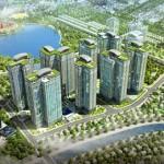 Thang máy chung cư Goldmark City – Hồ Tùng Mậu