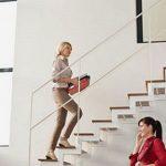 Giảm cân hiệu quả bằng thang bộ thay vì đi thang máy