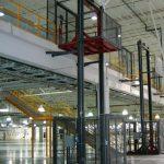 Những điểm cần lưu ý về hố thang máy tải hàng