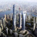 Tháp Thượng Hải lắp đặt thang máy Mitsubishi nhanh nhất Thế Giới