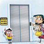 Đảm bảo an toàn khi sử dụng thang máy