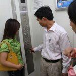 Chú trọng đến việc huấn luyện an toàn thang máy