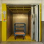Những điểm không an toàn trên thang máy tải hàng