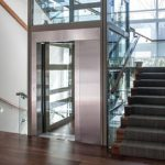 Rail thang máy được làm từ vật liệu nào?