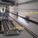 Thắc mắc về kích thước cabin thang máy