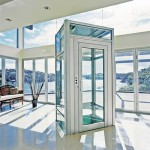 Một số giải pháp an toàn cho thang máy gia đình