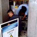 Những yêu cầu quan trọng khi cứu hộ thang máy