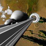 Nhật Bản xây dựng thang máy vũ trụ năm 2050