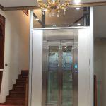 Giải pháp thiết kế thang máy gia đình chất lượng