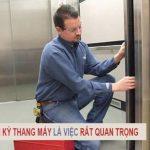 Bảo trì cabin thang máy gia đình